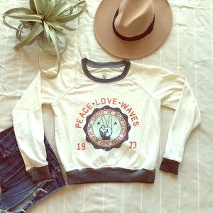 Billabong Crop Sweatshirt